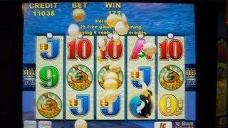Whales of Cash Over 100X Win Free Spins Slot Machine Bonus Round