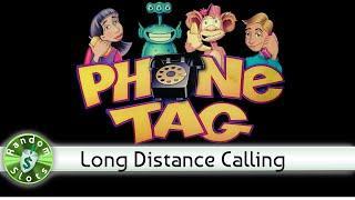 Phone Tag slot machine, Calling Around the World Bonus