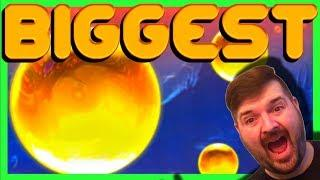 BIGGEST OCEANS MAGIC GRAND SLOT MACHINE BONUS • ON YOUTUBE W/ SDGuy1234