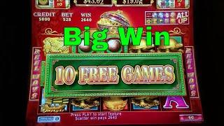 88 Fortunes Slot Machine  BONUS •BIG WIN• !!! Live Play With $5.28 Bet