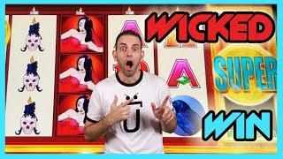 ••WICKED Super WIN•Buffy MAX BETTING•Slaying Vampires & •Fast Cash•Cosmo LAS VEGAS • BCSlots