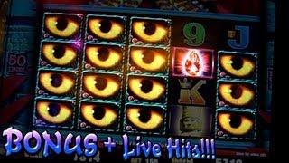 Bonus + Live Hit on Amazon Mr. Cashman Fever 1c Aristocrat Slots