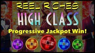 San Manuel • Reel Riches - High Class • Did this just happen? • The Slot Cats •