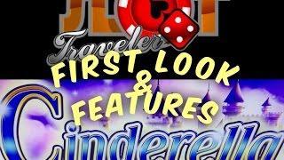 ☆☆ First Look - Cinderella ☆☆ ♠ SlotTraveler ♠