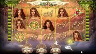 Fairy Tale slots - 570 win!