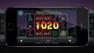 South Park Reel Chaos Touch   NetEnt