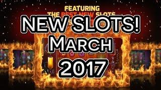 The Best New Mobile Slots To Play At Mobile Casinos - March 2017 Edition