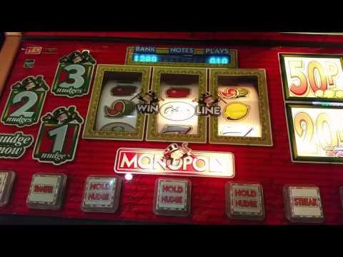 Mazooma Monopoly £5 Lo Tech Streak