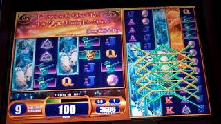 Colossal Wizards Slot Machine Bonus - Colossal Reels Feature - 14 Free Games Win (#1)