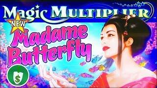 •️ NEW - Madame Butterfly Magic Multiplier slot machine, bonus