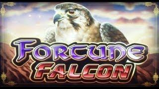Ainsworth Gaming - Fortune Falcon Slot Bonus ~New Game~