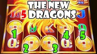 RETURN TO SLAY THE NEW 5 DRAGONS!!!