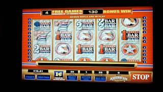 American Original Slot Machine Bonus Win (queenslots)