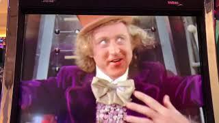 Willy Wonka Live Play and Bonus Spin at Kickapoo Lucky Eagle Casino