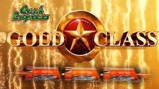 Aristocrat - Gold Class Progressives - (CashExpress -Slot Machine Bonus