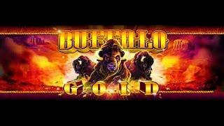 BIG LINE HIT Buffalo Gold Nice line Hit Max bet $3.60