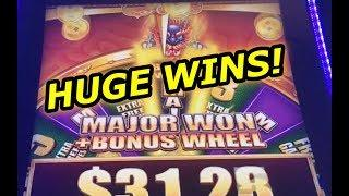 5 DRAGONS GRAND - BIGGEST WINS!