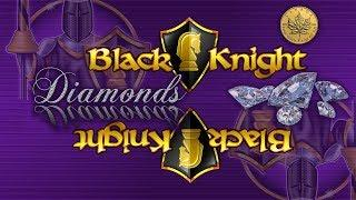 NEW BLACK KNIGHT DIAMOND - Slot Machine Bonus