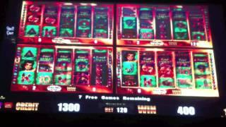 Aristocrat - The Phantom Slot - Bonus Feature - Borgata Hotel and Casino - Atlantic City, NJ