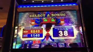WILD DANCE FIRE, Bonus Times, Aftershock and more Slot Machine bonuses