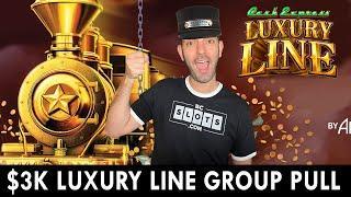 ⋆ Slots ⋆ $3,000.00 Cash Express Luxury Line ⋆ Slots ⋆ GROUP SLOT PULL ⋆ Slots ⋆Agua Caliente Casino