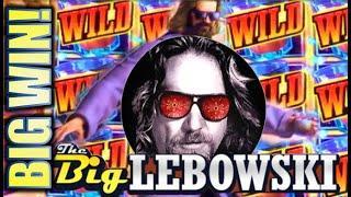 •BIG DUDE WIN!• THE BIG LEBOWSKI MOVIE SLOT & WONDER 4 TALL FORTUNES Slot Machine (REPOST)