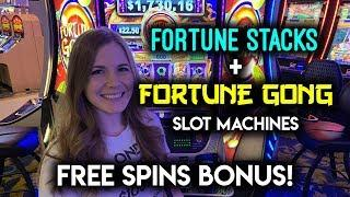 Will I find Fortune on Fortune Stacks and Fortune Gong Slot Machines? BONUS!!