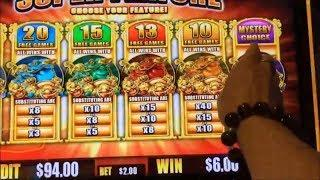 •Mystery Bonus Choice Special No.2•Fortune King Gold/5 Frogs/China Street/5 Dragons Rapid Slot•彡栗