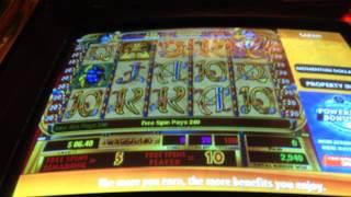 Cleopatra - IGT Slot Machine Bonus