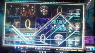 shadow of the panther slot machine free