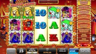CAPTAIN CANNONS CIRCUS OF CASH   WWW REGAL88 NET   ONLINE CASINO MALAYSIA
