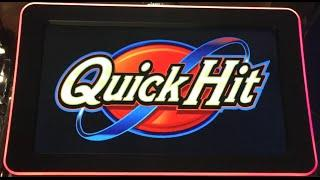 $9 HIGH LIMIT - QUICK HITS WILD RED •LIVE PLAY• Cosmo, Las Vegas Slot Machine