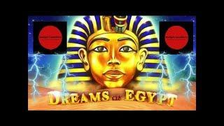 LIGHTNING LINK ~ GOLD DRAGON / RED DRAGON ~ DREAMS OF EGYPT ~ Live Slot Play @ San Manuel