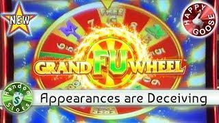 •️ New - Grand FU Wheel slot machine, Nice Bonus