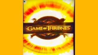 ++NEW Game of Thrones slot machine, G2E 2015, Aristocrat