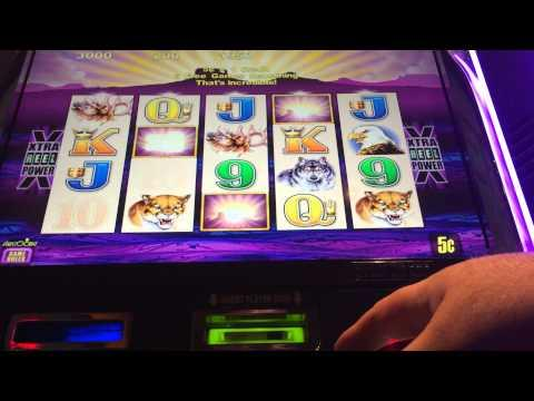 Buffalo HANDPAY JACKPOT $10 bet high limit slots
