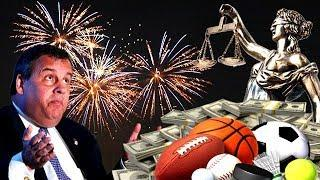 New Jersey Sports Betting Case: Game On!