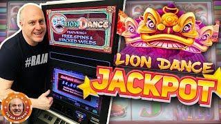 $80 BET$ on Lion Dance! •BIG PROFIT WIN$! •| The Big Jackpot