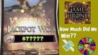 •New Game Of Thrones Slot Machine LIve Play•