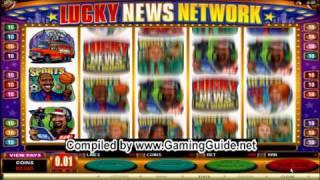 All Slots Casino Lucky News Network Video Slots