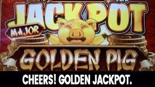• Golden JACKPOT $27/Spin! • GOLDEN PIG Pays Me Handsomely