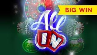 All In Slot - GREAT SESSION, ALL FEATURES!