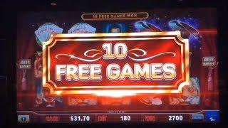 •Newer Games!•50 FRIDAY 27•Fun Real Slot Live Play•DANCING FOO/GOLDEN FRUIT/HOLD ONTO YOUR HAT Slot•