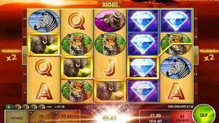 African Riches slots - 19 win!