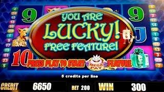 More Hearts Slot - LUCKY FREE FEATURE - Bonus!