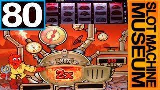 DIAMONDS & DEVILS DELUXE (Bally)  - [Slot Museum] ~ Slot Machine Review