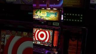 MAXIMUM SPINS!! 5c Denom Turkey Shoot IGT Fun bonus round slot machine free spins