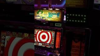 MAXIMUM SPINS!! 5c Denom Turkey Shoot IGT Fun bonus round slot machine free spins