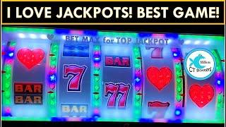 WILD NIGHT OUT WITH JEN & I LOVE JACKPOTS AMAZING SESSION! I PLAYED THIS FOREVER AND MADE MONEY!