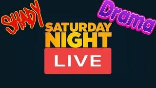 • LIVE • Shady Saturday Night Chat • DRAMA? • SPECIAL GUEST!